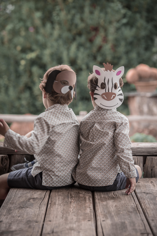 7ea6710b6 CAMISA ESTAMPADO JAPONÉS - Calatea Kids