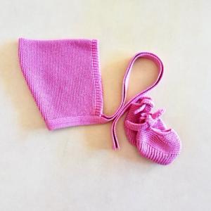 capota rosa calatea